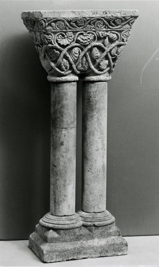 Column Shaft (broken and partially destroyed)