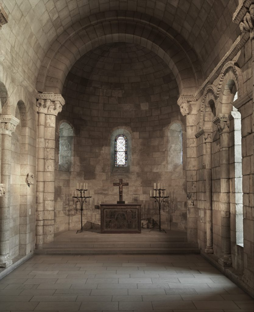 Chapel from Notre-Dame-du-Bourg at Langon