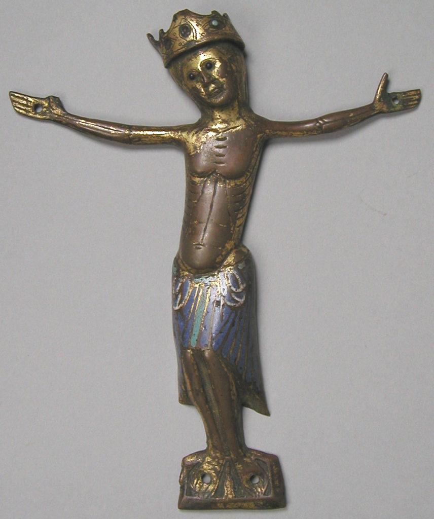 Appliqué Figure of Christ
