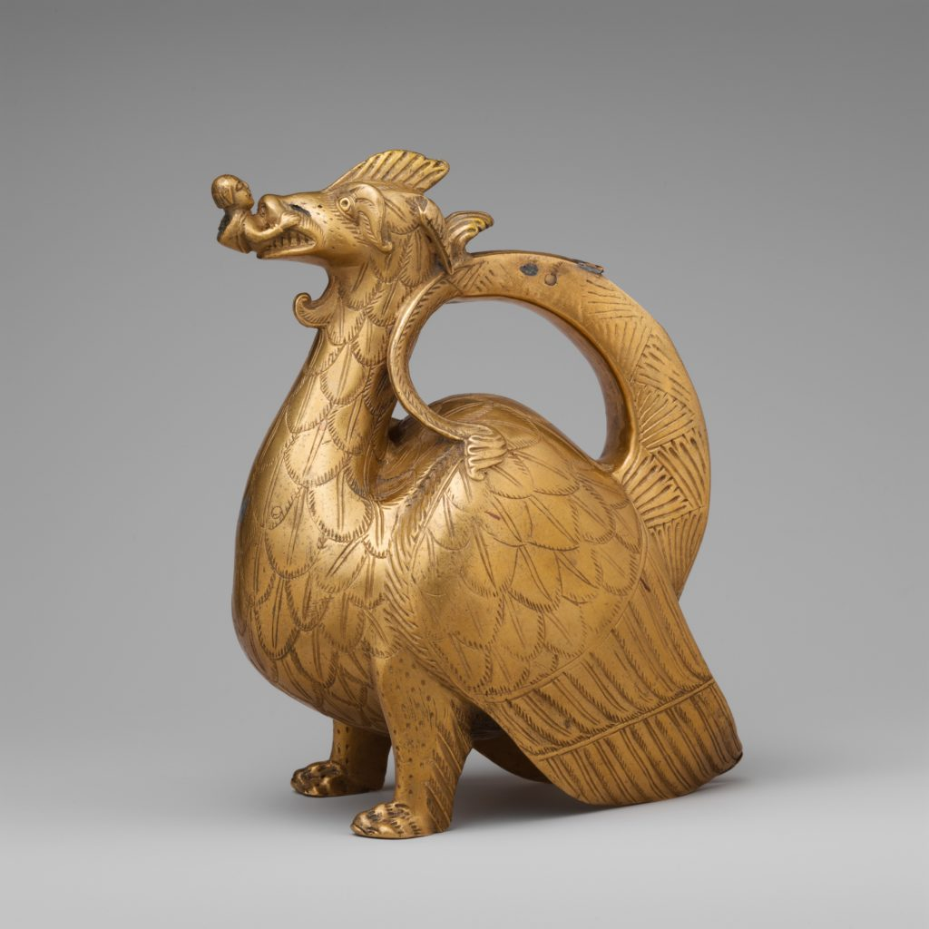 Aquamanile in the Form of a Dragon