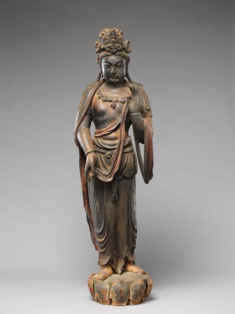 Bodhisattva Mahasthamaprapta (Dashizhi)
