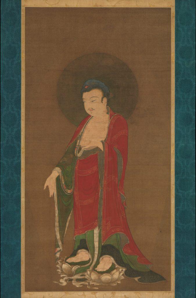 Buddha Amitabha Descending from His Pure Land