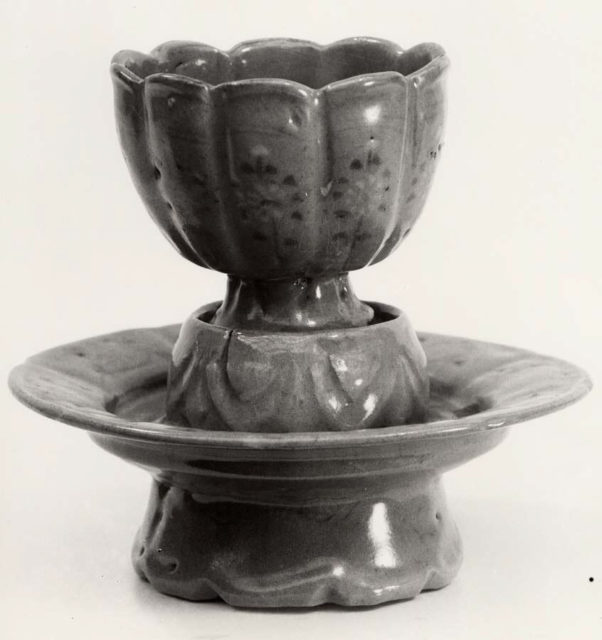 Cup with Stand