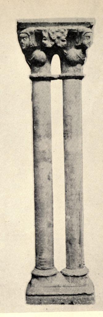 Double Column Base