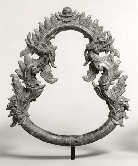 One from a Pair of Palanquin Rings