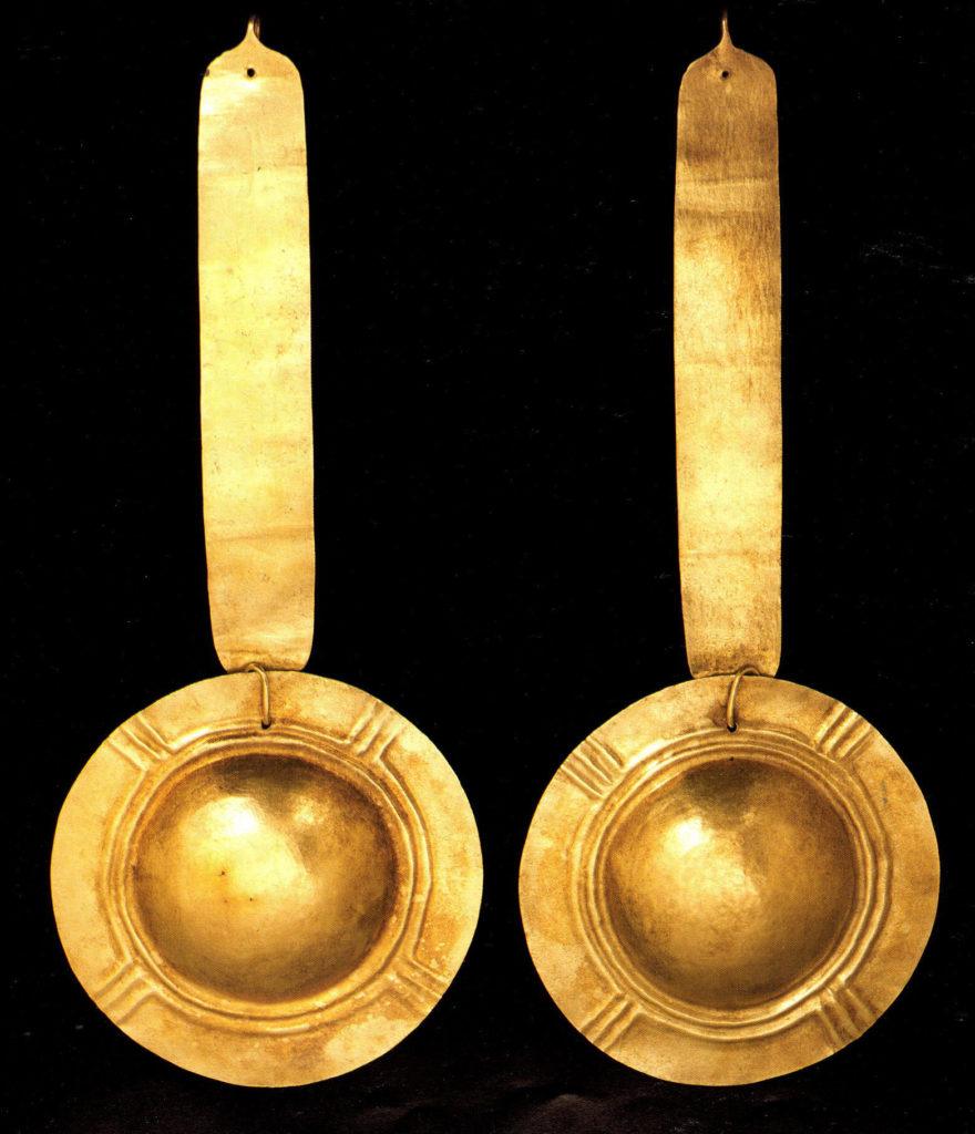 Pair of Ear Pendants