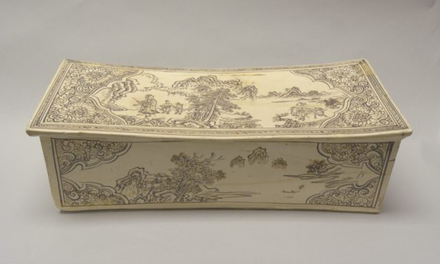 Pillow with Landscape Scenes