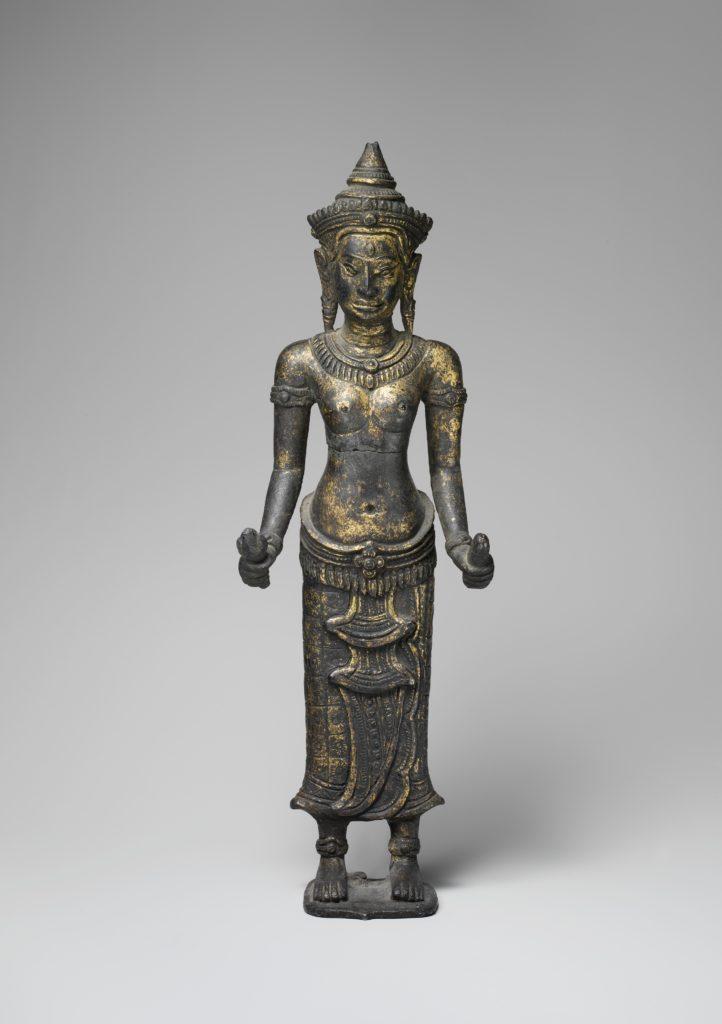 Standing Lakshmi(?)