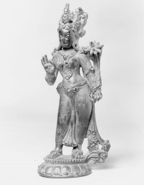 Standing Lakshmi (Goddess of Fortune)