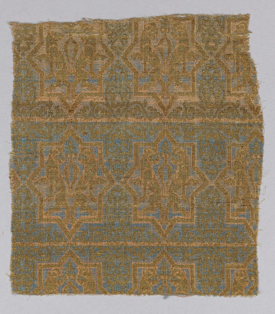Textile Fragment from the Chasuble of San Valerius