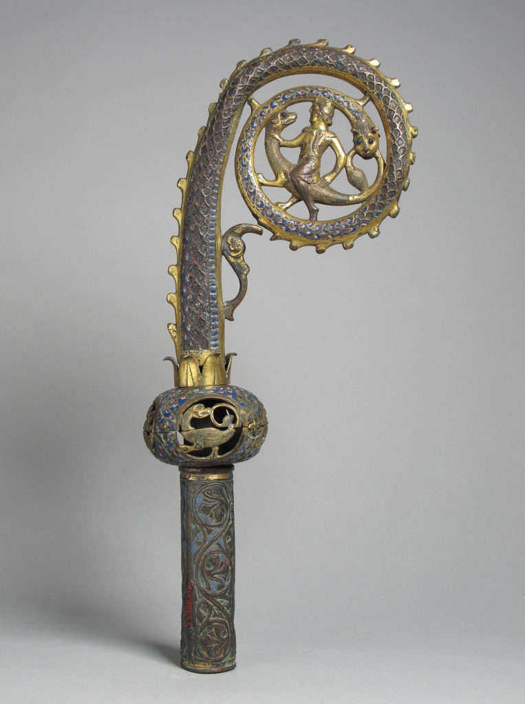 Head of a Crozier