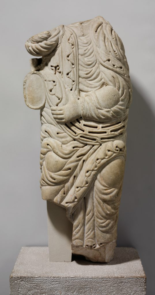 Fragment of a Figure
