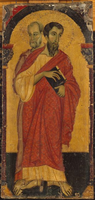 Saints Bartholomew and Simon