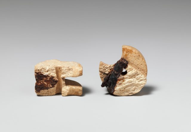 Two Crossbow Nuts