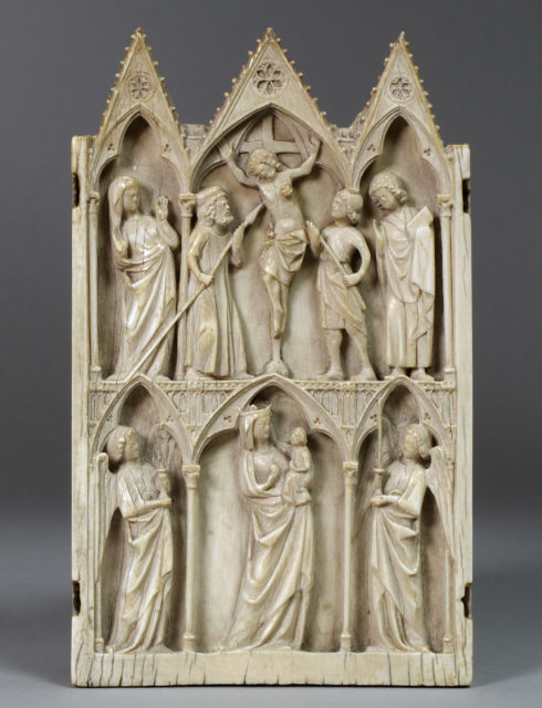 Central Panel of a Triptych