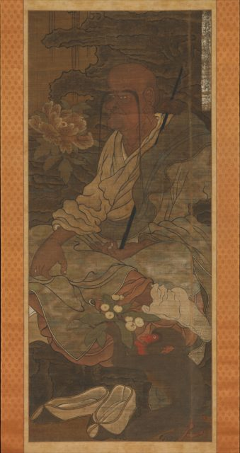 Arhat from a series of sixteen Arhats