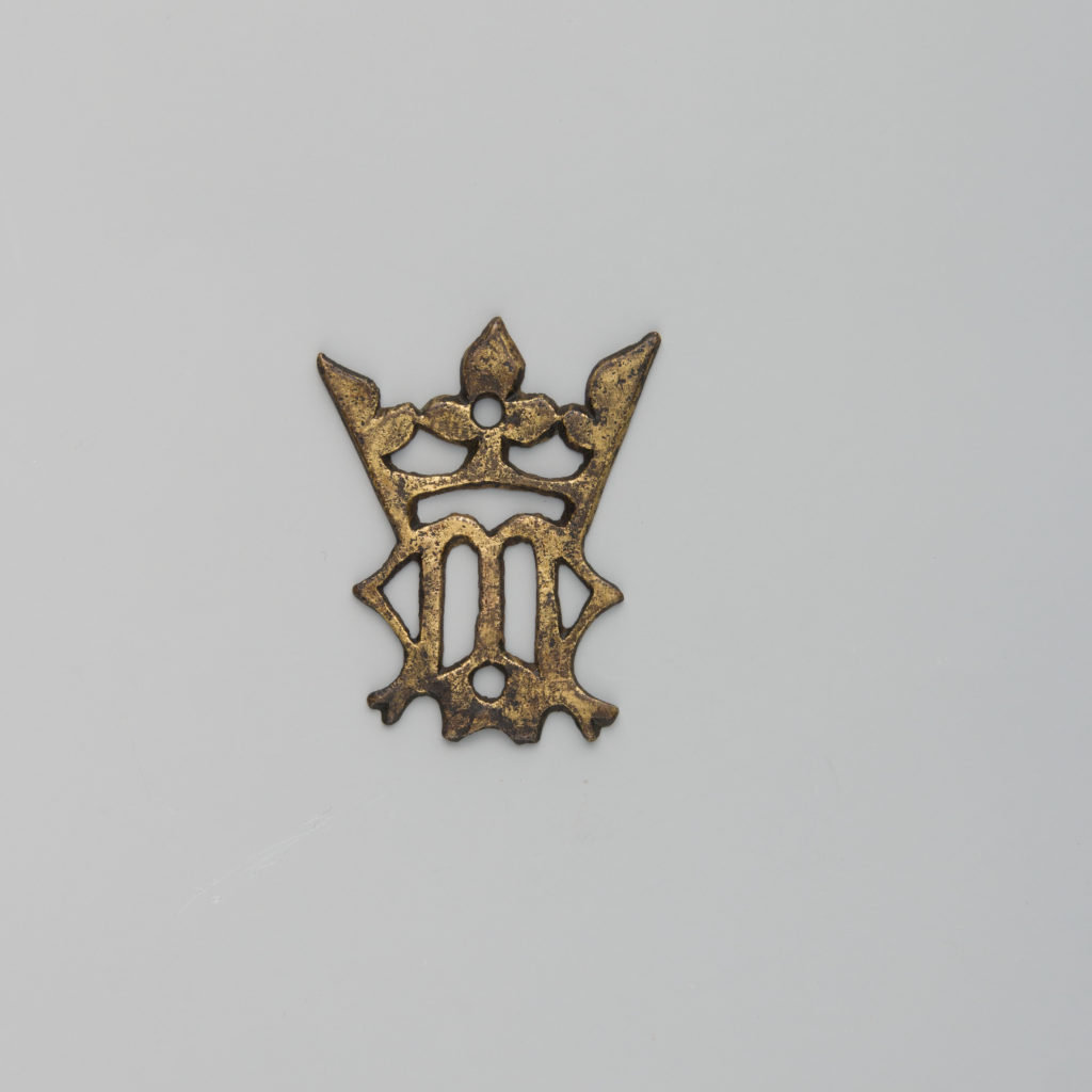 Badge (probably Mounting from Horse Harness)