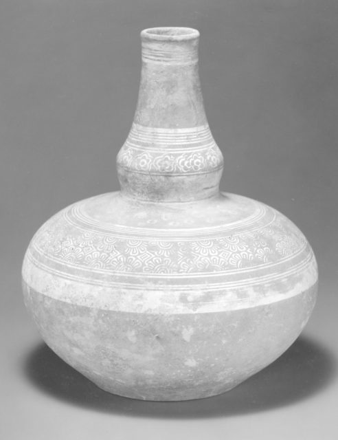 Bottle with Bulbous Neck