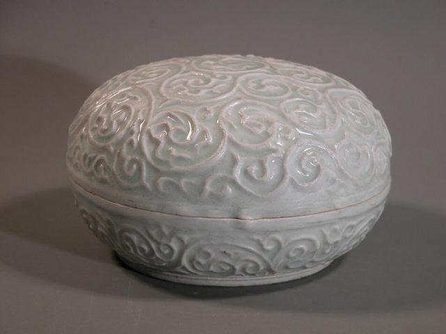 Circular Box and Cover
