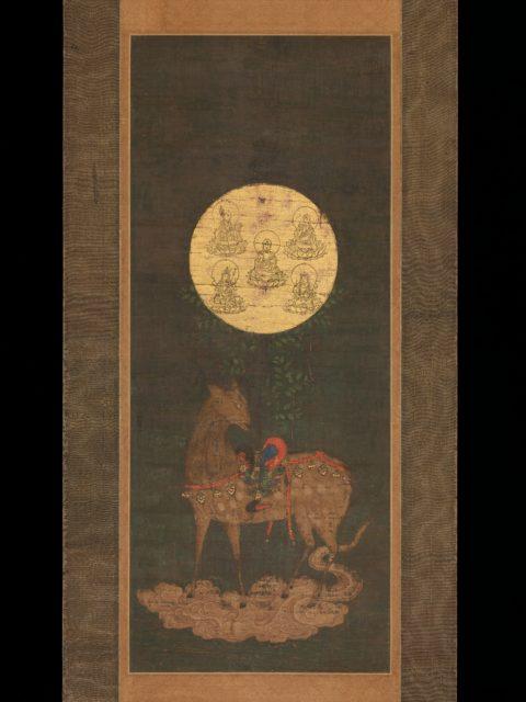 Deer Mandala of Kasuga Shrine