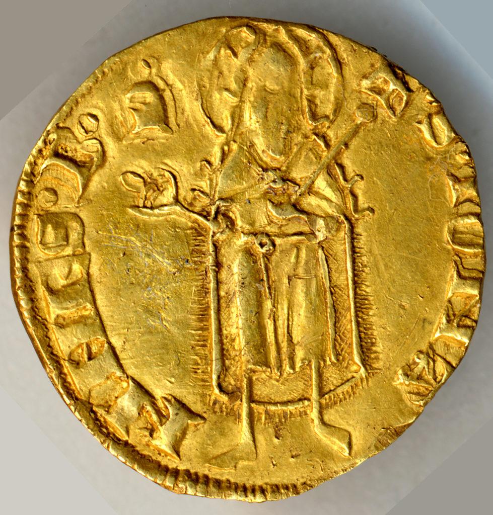 Florin d'or of John The Good