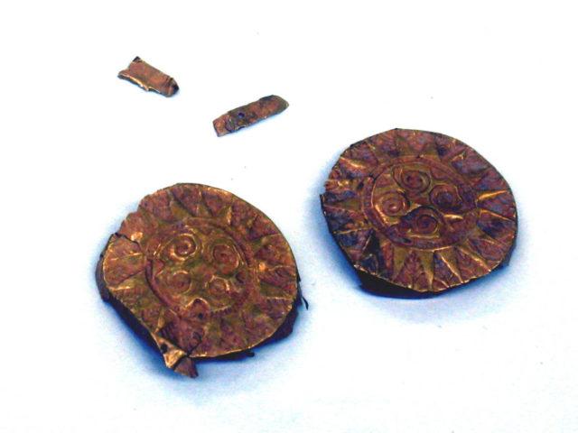 Fragment of a Headdress