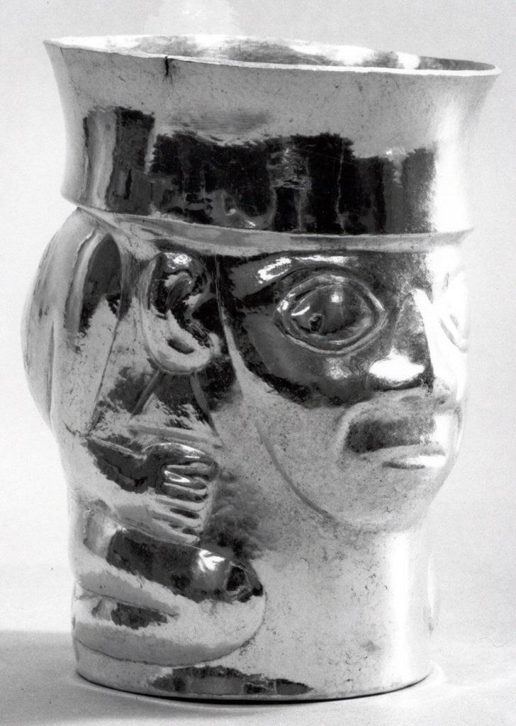 Hunchback Figure Beaker