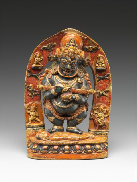 Mahakala Panjaranatha (Protector of the Tent)