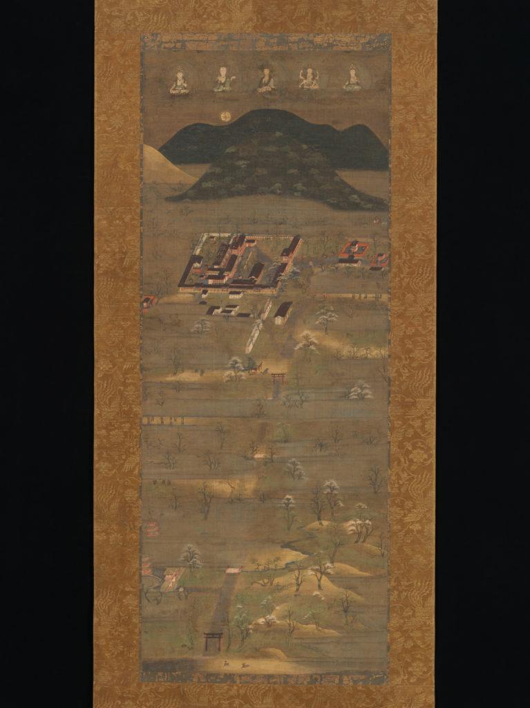 Mandala of Kasuga Shrine