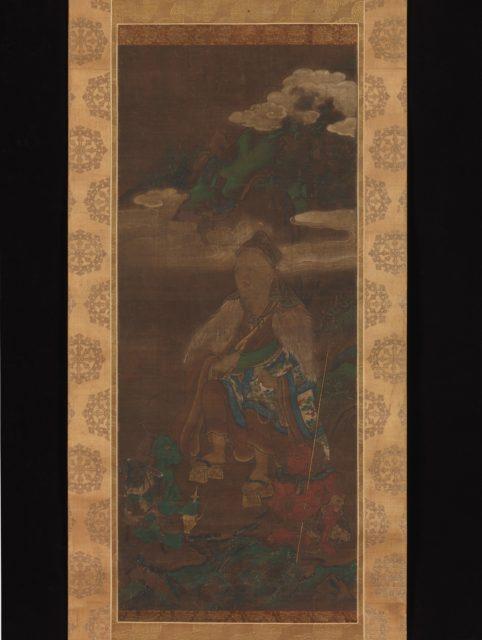 Portrait of En no Gyōja