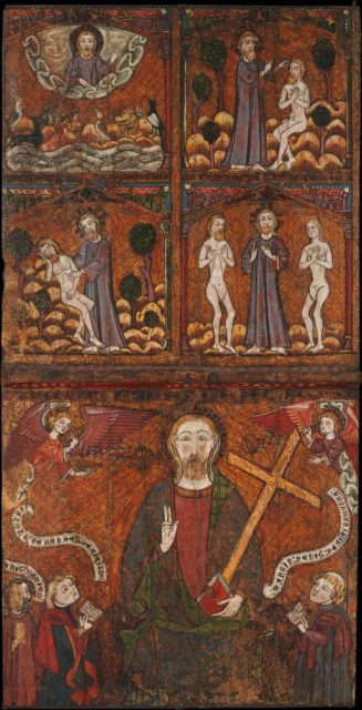 Scenes from the Life of Saint Andrew