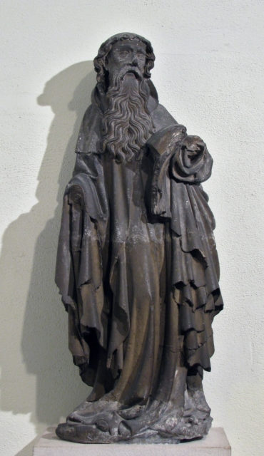 Standing Saint or Apostle