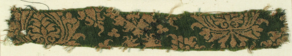 Textile with Figures
