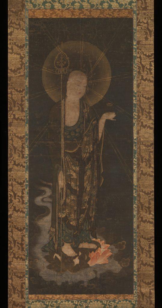 Welcoming Descent of Jizō