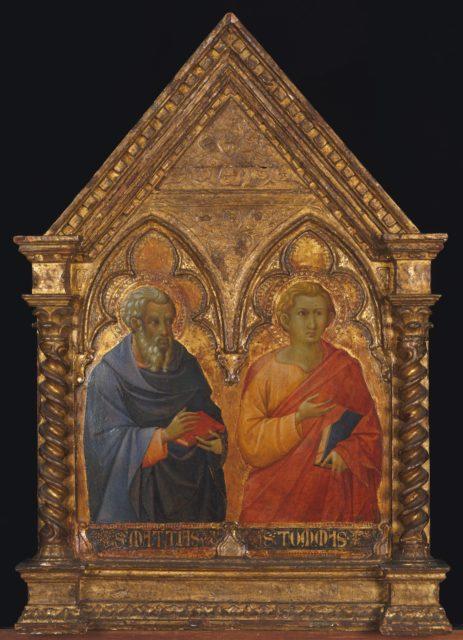 Saints Matthias and Thomas