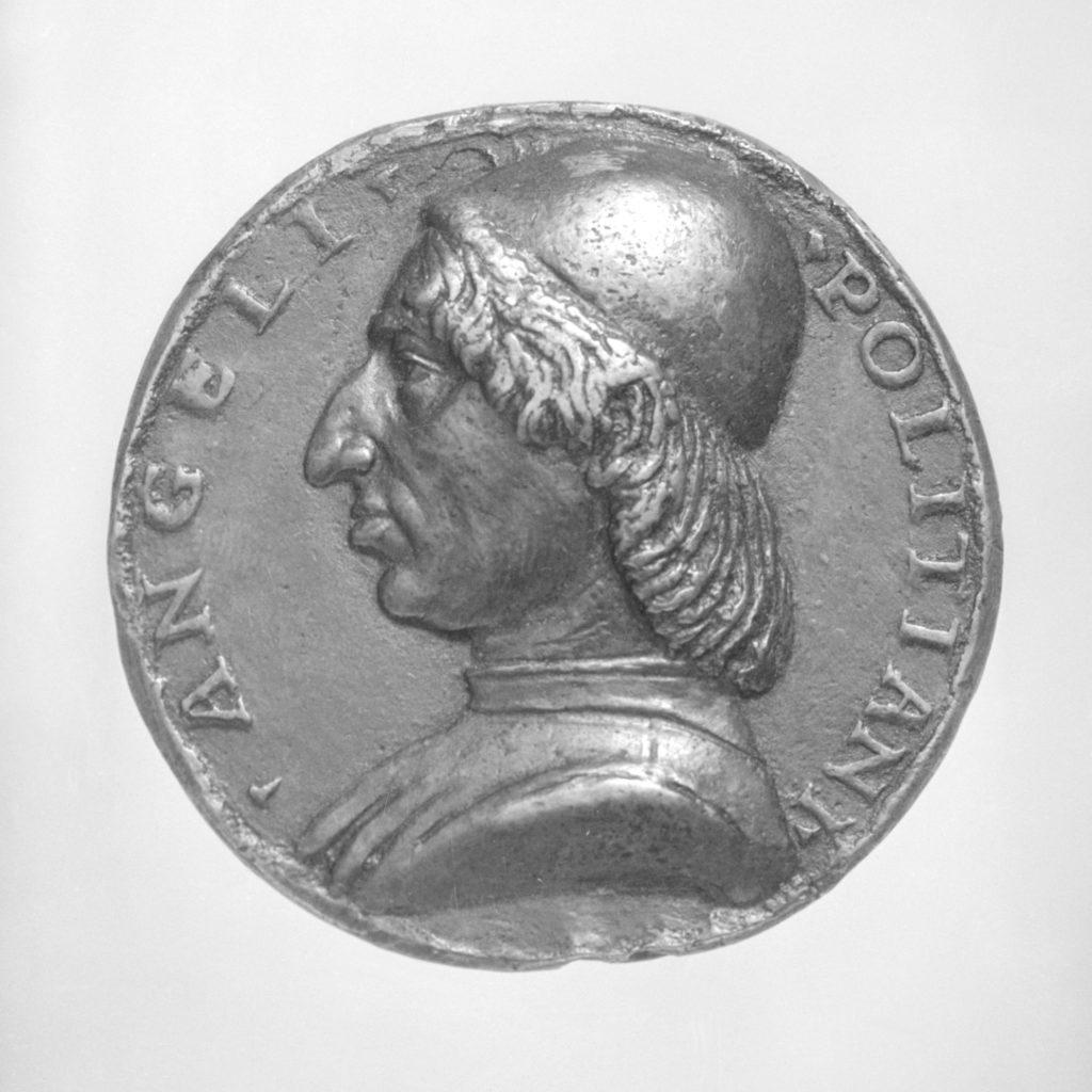 Angelo Poliziano (1454–1494) and Maria Poliziana