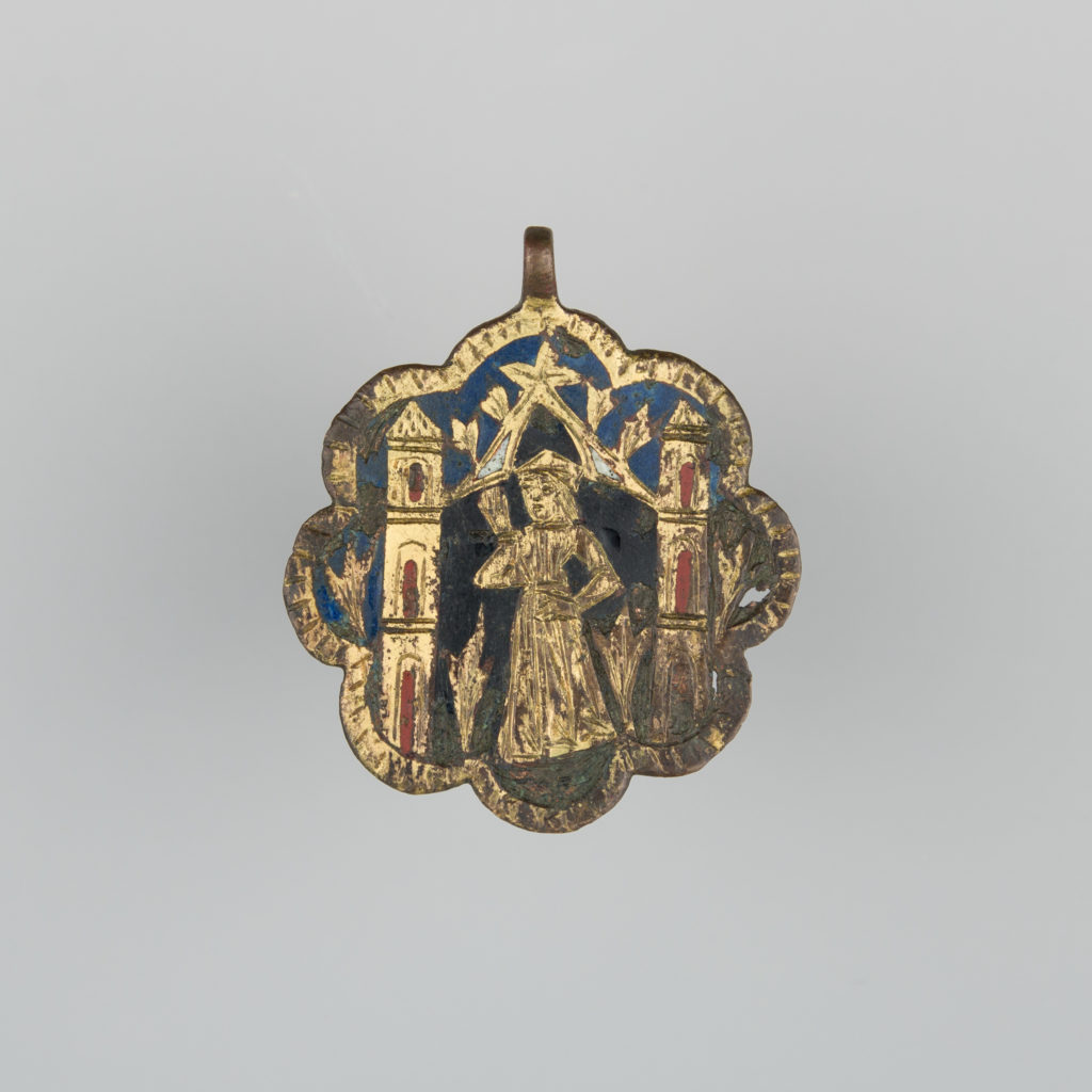 Badge (probably from Horse Harness)