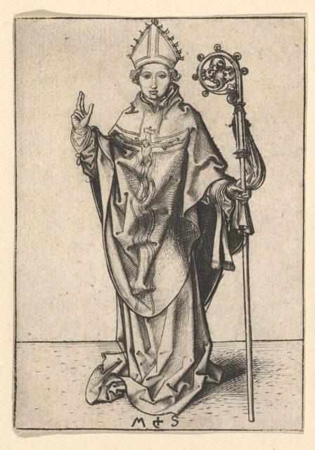 Bishop Saint