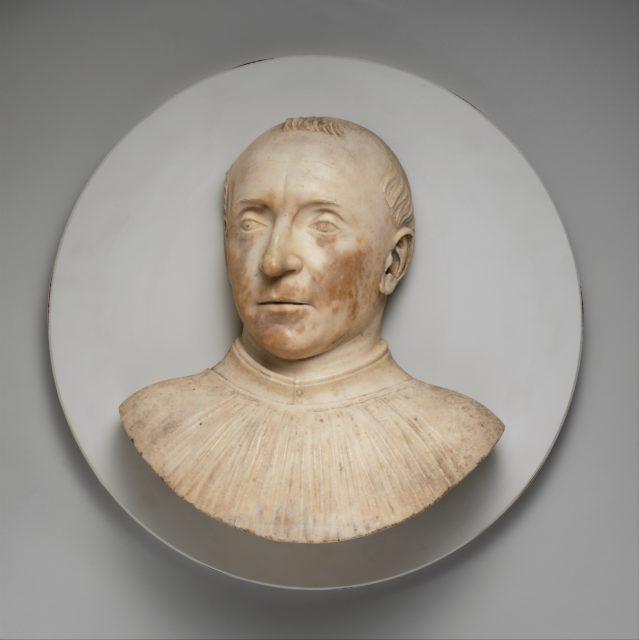 Cardinal Guillaume d'Estouteville (1403–1483), Bishop of Ostia and Cardinal Archbishop of Rouen