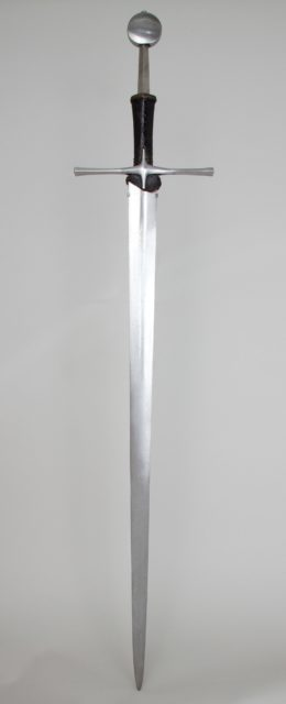 Hand and a Half Sword