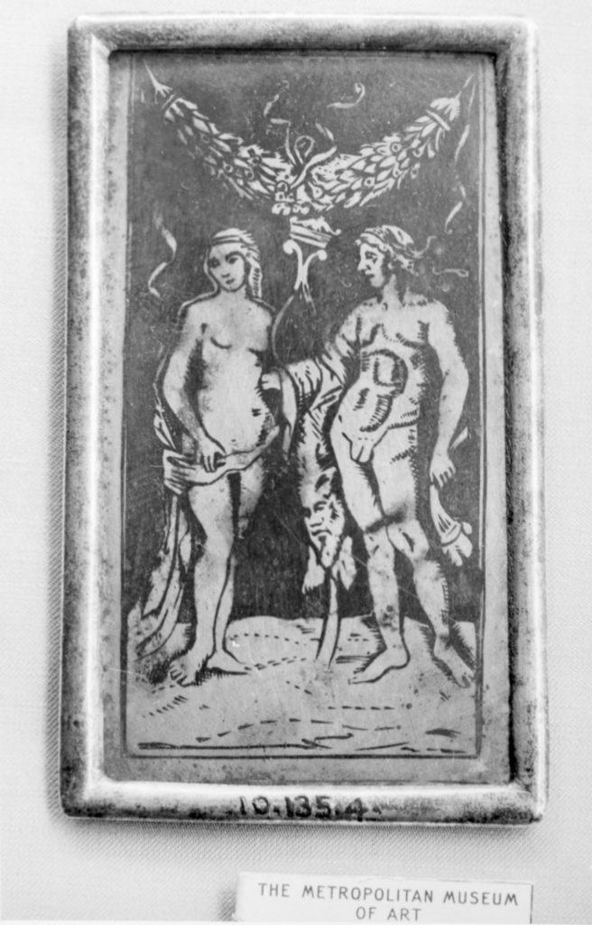 Hercules and Dejanira
