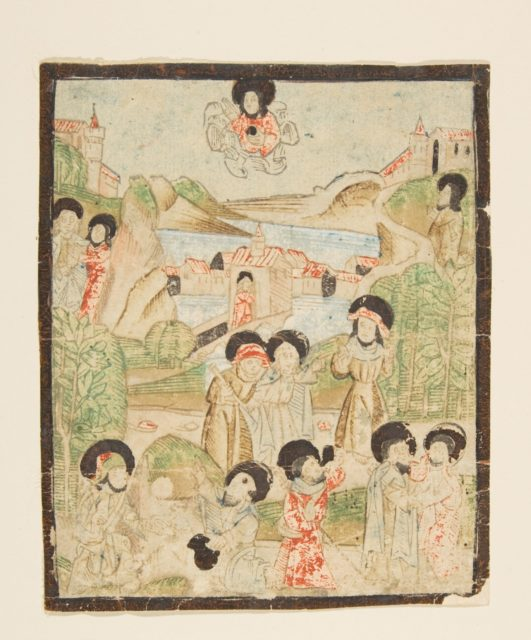 Hermit Saints (Schr. 1773b)