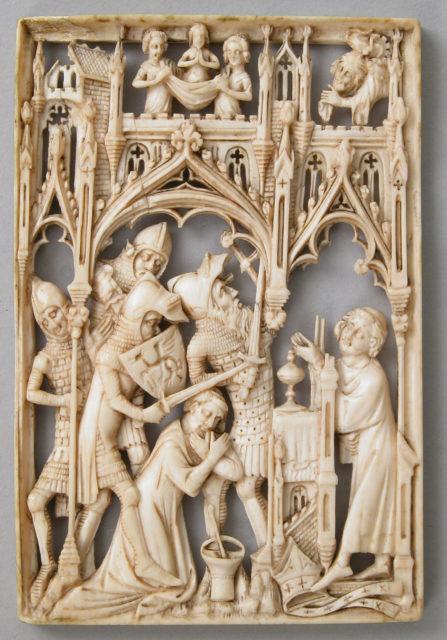 Martyrdom of Thomas à Becket