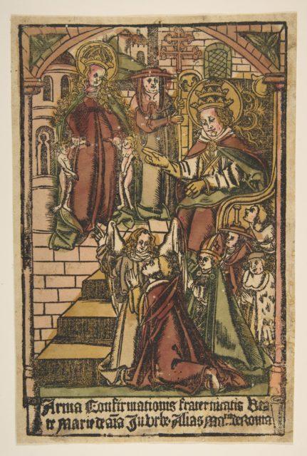 Santa Maria dell'Anima (Schr. 1019m)