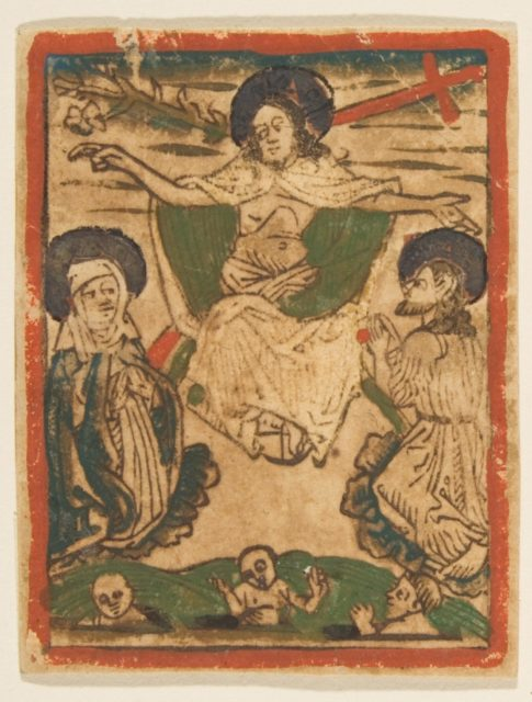 The Last Judgment (Schr. 619)