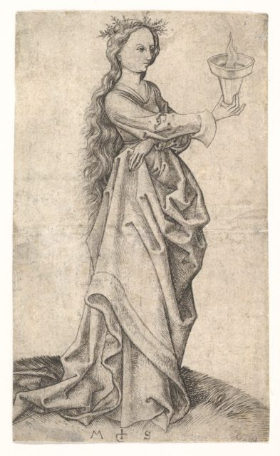 The Third Wise Virgin