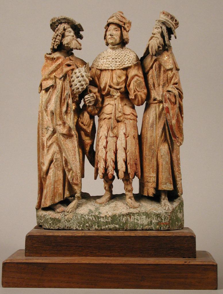 The Three Magi (?)
