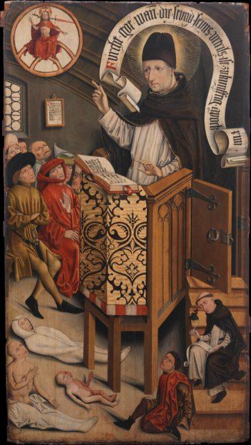Sermon of Saint Albertus Magnus