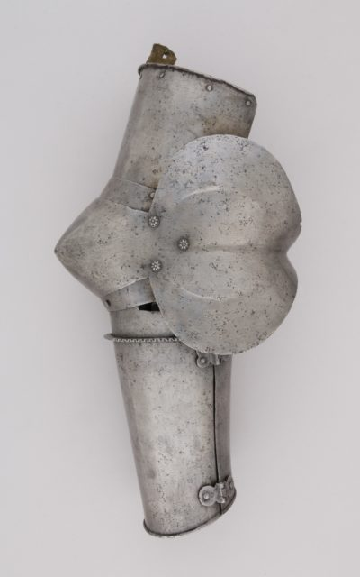 Upper Arm Defense (Rerebrace)
