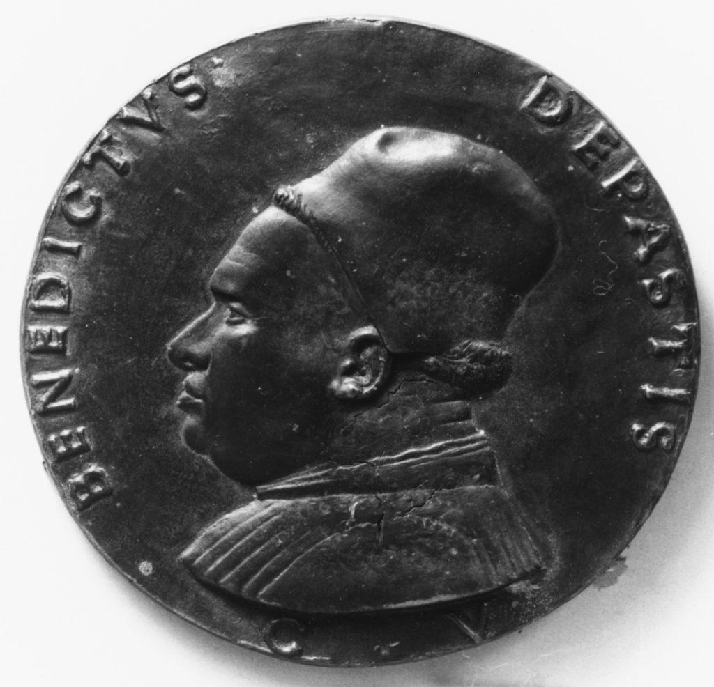 Benedetto de' Pasti, Canon of Verona